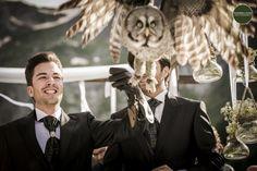 Boda JOSE + RAUL Wedding Planner: Racó de la festa Fotos: Andreu Doz / Racó de la festa. Floristeria: Boix verd