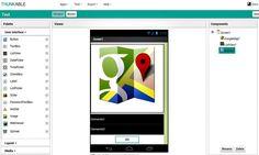 Thunkable es una nueva plataforma gratuita para crear fácilmente apps Android, basada en MIT App Inventor, con sólo arrastrar bloques.