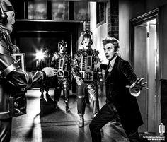 Peter Capaldi,12th Doctor,Doctor Who Season 10,Mondos Cyber