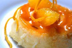 Pudim de Laranja | Orange Pudding