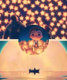 La Luna - Disney Pixar Short
