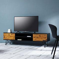 ローボードテレビ台 天然木使用 収納付き [幅170] Best Interior, Interior Goods, Flat Screen, New Houses, Blood Plasma, Flatscreen, Dish Display