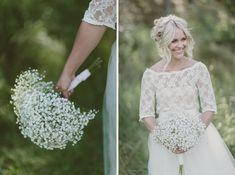 Beautiful lace & Baby's Breath...Photographer | Jonas Peterson | Australia | Worldwide