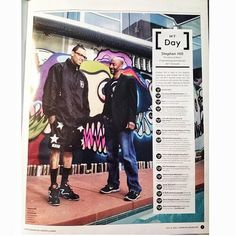 """Photographer @Joseph Llanes :Photographed @chris brown and @Steve Hill from @Bethany Gardner for @Billboard"""""""