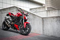 Ducati Streetfighter 1098 #ducati #bikeporn