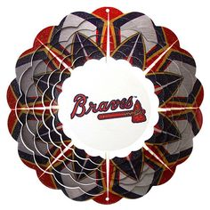 This wind spinner creates a dazzling display of color and light in your backyard... and it proclaims to the world your support for the hometown team. Click through to see this in radiant motion.