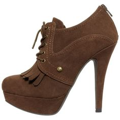 G By Guess Women's Shoes, Venise Platform Booties ($69) ❤ liked on Polyvore