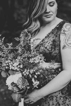 Aldridge April bride Madelaine by Jennifer Woodbery Photography. April 14, 2018