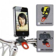 Universal Motorcycle/Bicycle Bike Mount Holder  iPhone 4