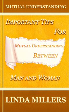 The desire and ability to maintain relationships is an important part of your life. This book provides guidelines that will help you to build relationships with each other. When reading this book, you will have an understanding of why men and women have equal rights and how to learn to listen and understand each other, how to work together on differences...