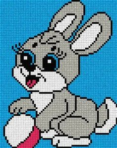 This Pin was discovered by Eli Cross Stitch Baby, Cross Stitch Animals, Modern Cross Stitch, Cross Stitch Charts, Cross Stitch Designs, Cross Stitch Patterns, Cross Stitching, Cross Stitch Embroidery, Embroidery Patterns
