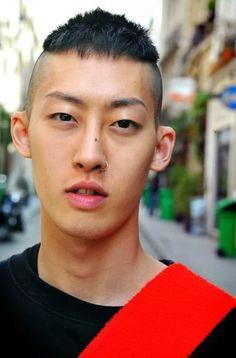 Stylish Korean Hairstyle