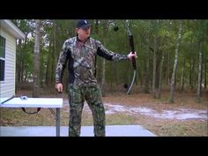 The 50 lb survival bow and take down arrows now available.