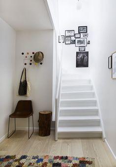 Mooie gang trap en kleurencombinatie trap pinterest - Gang decoratie met trap ...