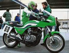 Wayne Rainey AMA GPz 750