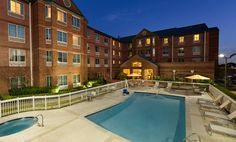 Homewood Suites by Hilton Houston - Northwest/CY-FAIR Hotel, TX - outdoor pool