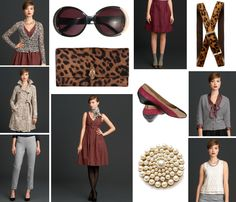 I love the Mad Men collection...I just don't have the hair for it!