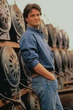 Mathew Perry as Chandler Bing