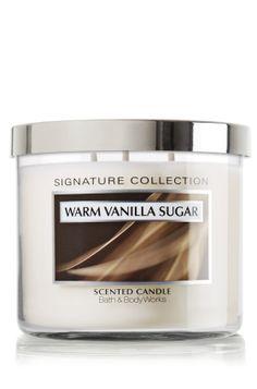 Warm Vanilla Sugar  Bath & Body Works