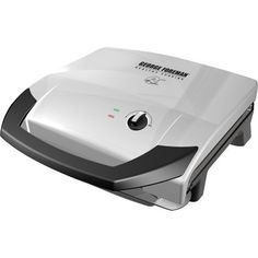 George Foreman 120 Fixed Plate Grill With Variable Temperature * To view further for this item, visit the image link.(This is an Amazon affiliate link and I receive a commission for the sales) #GrillsOutdoorCooking