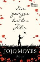 """#Book At the moment i read the great book """"ein ganzes halbes jahr"""" from jojo Moyes."""
