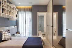 Apartamento no condomínio FontVieille — Barra da Tijuca, RJ / Ana Lucia Jucá #bedroom