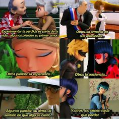 Experimentar la pérdida... Meraculous Ladybug, Ladybug Comics, Miraculous Ladybug Song, Lady Bug Y Chat Noir, Adrien Y Marinette, Anime Screenshots, Cartoon Pics, Best Memes, Sailor Moon