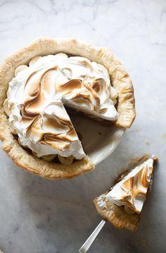 Banoffee Pie | ZoeBakes