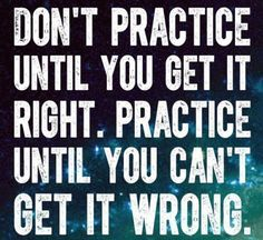 ⚽️⚽️⚽️PRACTICE UNTIL YOU CAN'T GET IT WRONG!