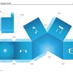 Hanukkah Dreidel Paper Craft (Printable Hanukkah Activity for Kids) | Spoonful