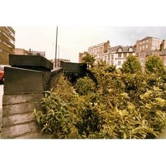 Overgrown 'Victoria Street' Great Central Railway Tunnel at Weekday Cross Junction Nottingham Station, Steam Railway, Image Types, Derbyshire, Train Station, Historical Photos, Cottages, Victoria, Street