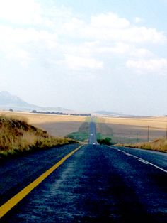Highway in South Africa!!!