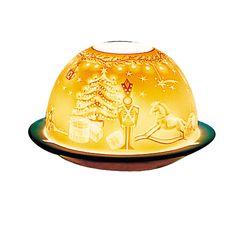 Lithophanie Les Grenadiers pour votre table de Noël