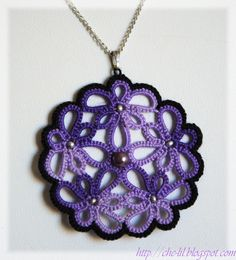 Free Tatting Patterns and Images - Bing Immagini