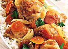 Jazzy Apricot Chicken
