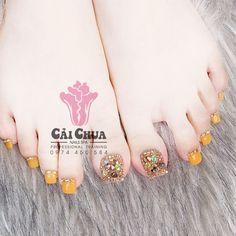 Square Nail Designs, Pretty Nail Designs, Toe Nail Designs, Acrylic Toe Nails, Toe Nail Art, Love Nails, Pretty Nails, Cute Pedicures, Exotic Nails