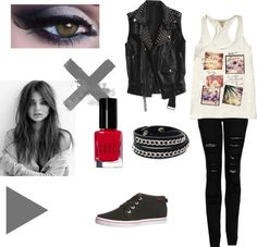 """""""Teen outfit #1"""" by emakatarina8 on Polyvore"""