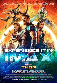 New IMAX poster fror Thor: Ragnarok