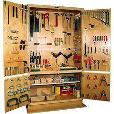 Фото шкафа для инструментов