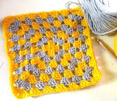Granny Square workshop with Cal Patch! Classes - the purl bee