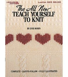 Teach Yourself To Knit