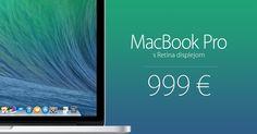 MacBook Pro s Retina displejom už od 999 € - http://detepe.sk/macbook-pro-s-retina-displejom-uz-od-999-e/