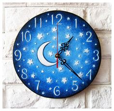47 Cute And Creative Diy Wall Clock Ideas For Kids Room