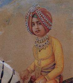 Maharaja Bhupinder Singh India And Pakistan, Duleep Singh, Vintage India, India People, Royal Life, Hindus, Royal Jewels, Patiala, Royals