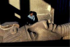 Colossus of Ramesses II - Memphis, Egypt