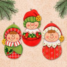Roly Poly Ornaments Download