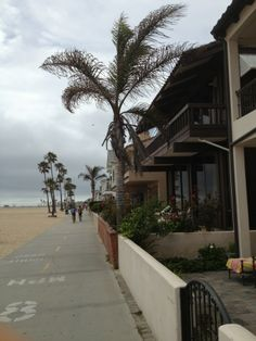 NEWPORT BEACH, CALIFORNIA - stayed in beachfront condos many times - Thanks, Home Savings!