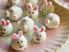 Get Bunny Oreo Balls Recipe from Food Network