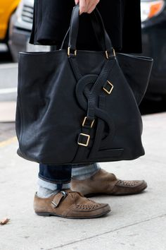 This Yves St Laurent bag is AMAZING!
