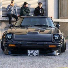 240z w black halos